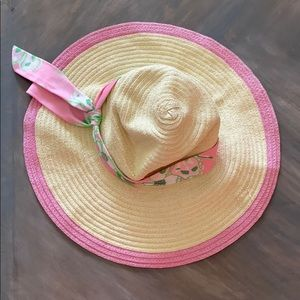 ✨ NEW LISTING ✨  Lilly Pullitzer Sun Hat